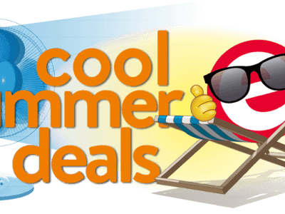 It will be a hot summer: Cool Summer Deals start on Monday
