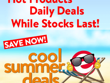 Cool… cooler… Elektor Cool Summer Deals!
