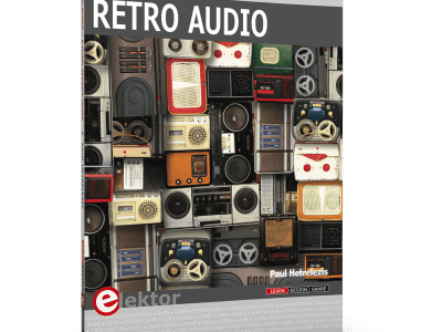 New Elektor Book: Retro Audio