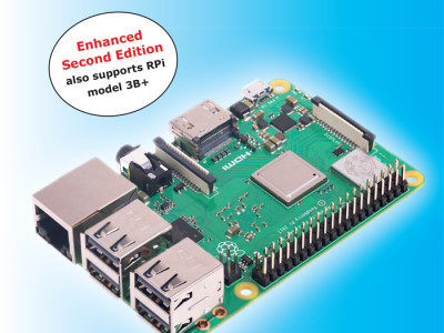 Revised and Expanded Edition of Raspberry Pi Bestseller Now Available
