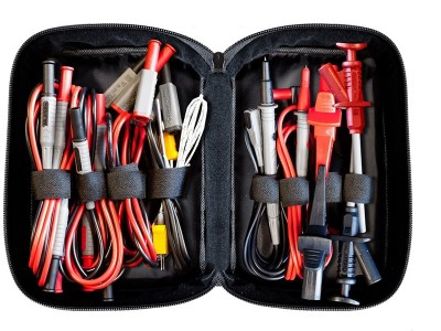 Review: The PeakTech P 8200 Measuring Accessories Set