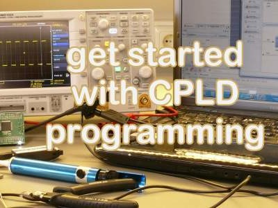 Get started with Complex Programmable Logic Devices (CPLDs)