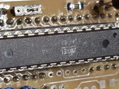 How to replace an 8051 by an AVR...
