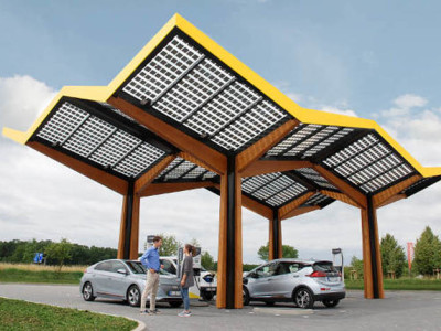 Germany gets its first 350 kW EV charging station