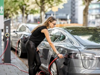 Electric vehicles gain momentum in Europe