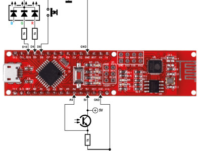 My Journey into the Cloud (13): a small sensor board