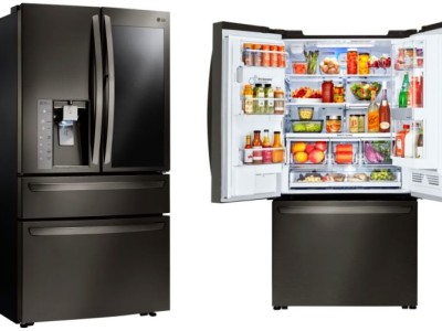 Battle of the Intelligent Fridges: LG versus Samsung