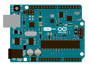 Win an Arduino UNO WiFi board and $10,000