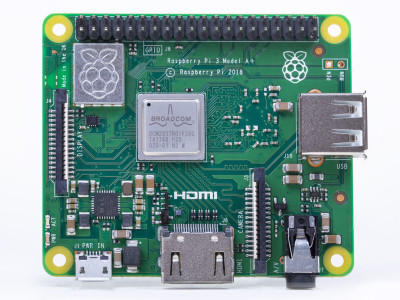 Raspberry Pi 3 Model A+ now available!