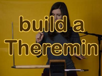 Build an all-analogue Theremin