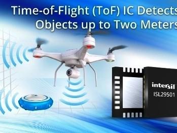 Intersil's Innovative ToF chip