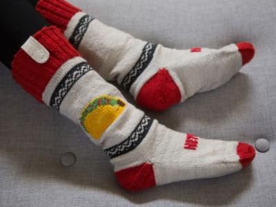 Arduino'd socks pause Netflix when you doze off