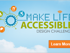 Make-Life-Accessible Design Challenge with Ben Heck