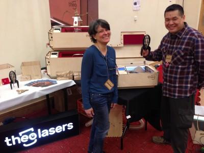 Maker Faire UK 2016: Drones, Lasers and Rocket Men