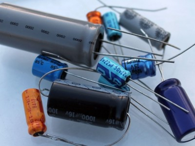 Capacitors overpriced all these years? You may be right...