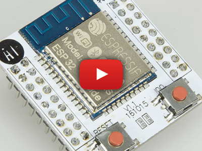 ESP32: meet the ESP8266's Big Brother