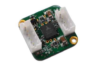 Miniaturized stepper driver module