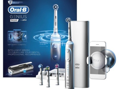 STMicroelectronics' Semiconductor Chips Contribute to Toothbrush from Oral-B That Sees What You Don't