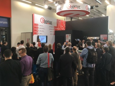 Elektor at Embedded World 2018: pick up your free entrance ticket!