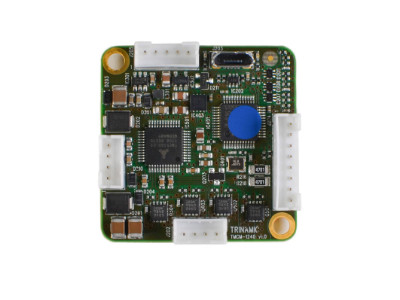 Smart Stepper Motor Drivers Enable Rapid Application Development.