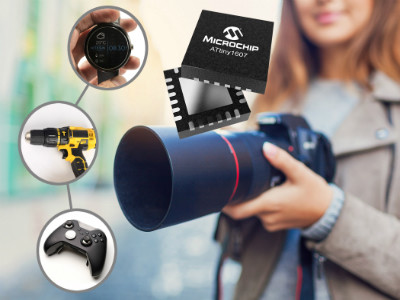 New Microchip PIC® and AVR® MCUs increase system performance in closed-loop control applications