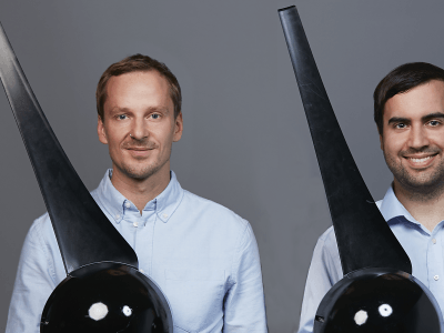 Q&A with MOWEA Co-Founders: On Small, Scalable, Modular Wind Turbine Technology