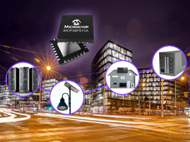 Maximize System Performance with Microchip's MCP39F511A Dual-mode Power Monitoring IC