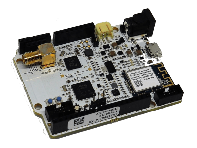 Arrow iot friendly tiger board