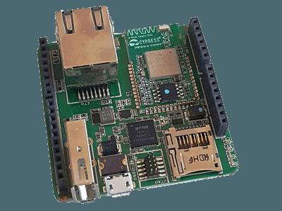 Quadro IoT Wi-Fi Kit
