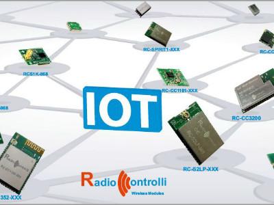 Radio Modules and IoT Modules