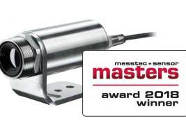 Xi 80 honored with messtec + sensor masters award
