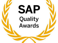 ICAPE Group is on the podium of SAP France Quality Award
