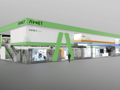 Avnet Silica to Showcase the Connected and Smart Future at electronica 2018