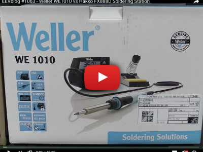 Choosing a Soldering Iron: a Thorny Subject