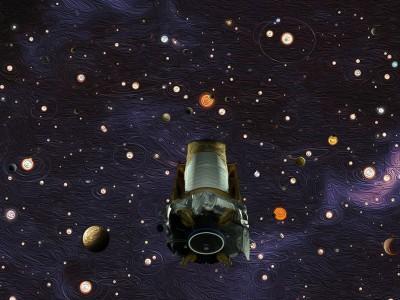 Kepler space telescope retires