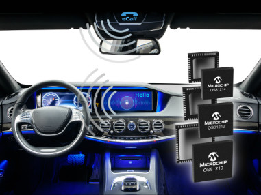 INICnetTM technology simplifies automotive infotainment networking with support for ethernet, audio and video over a single cable