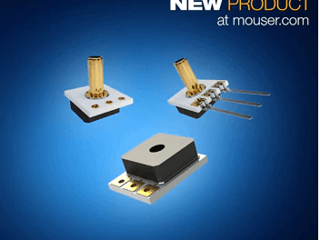 Bourns Precision Sensor Family, Now at Mouser, Delivers Accurate Temp and RH Measurements in Demanding Applications