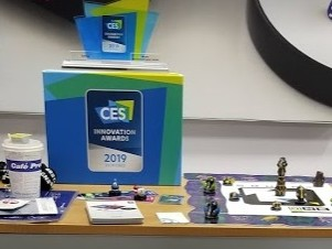 electronica Fast Forward Winner Wizama Honored at CES 2019