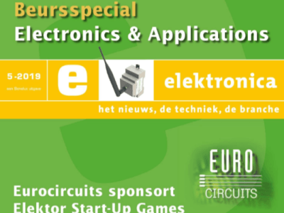 Elektor International Media Acquires Elektronica Magazine