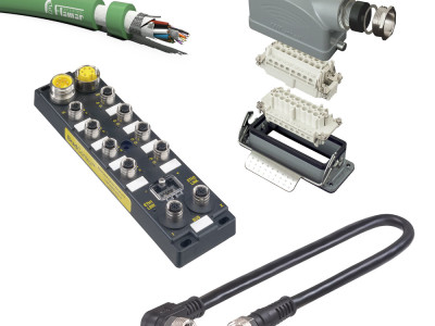 Distrelec expands industrial range with Molex brands: Brad Automation and HDC