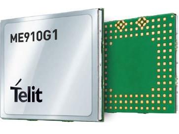 Rutronik: Energy-efficient Telit LTE Cat M1/NB2 module with high coverage