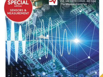 Elektor Industry issue 2/2019: Sensors + Test 2019 Special Edition
