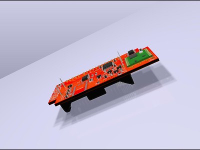 LoRaWAN Node Experimental Platform