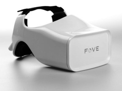 VR Headset with Eye Tracking