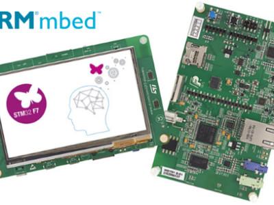 STM's Arduino Compatible DevKit