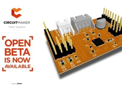 Altium CircuitMaker now Open Beta