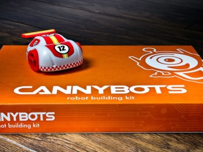 Cannybots funded