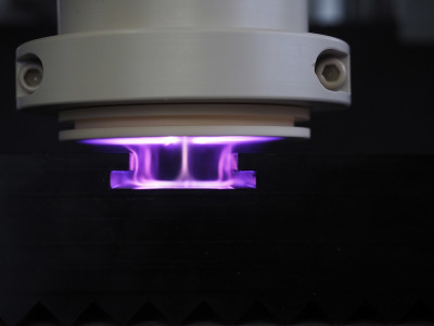 Cold plasma for surface treatment