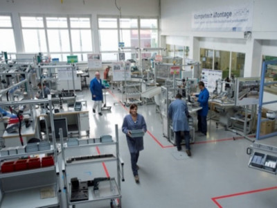 Fraunhofer IAO tests Industry 4.0 solutions