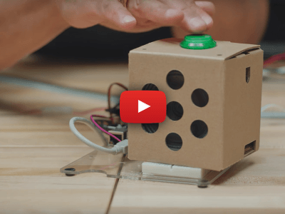 Google AI Voice Kit: Big Brother in a cardboard box